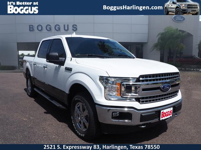 2018 F-150 SuperCrew Cab 4x4,  Pickup #0000S700 - photo 1