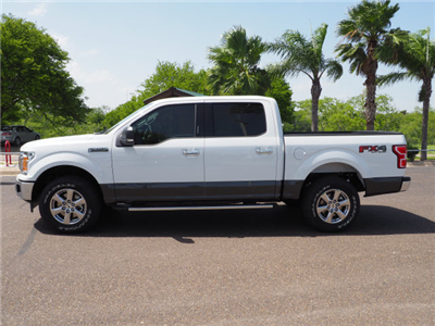 2018 F-150 SuperCrew Cab 4x4,  Pickup #0000S700 - photo 12