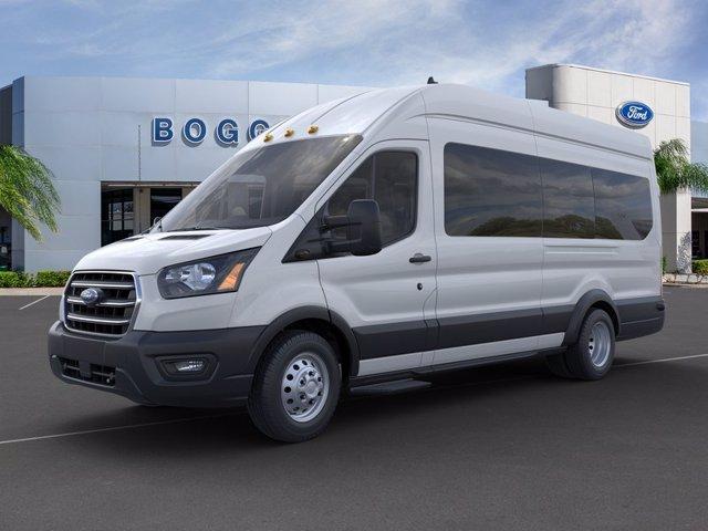 2020 Ford Transit 350 HD High Roof DRW RWD, Passenger Wagon #0000U743 - photo 1