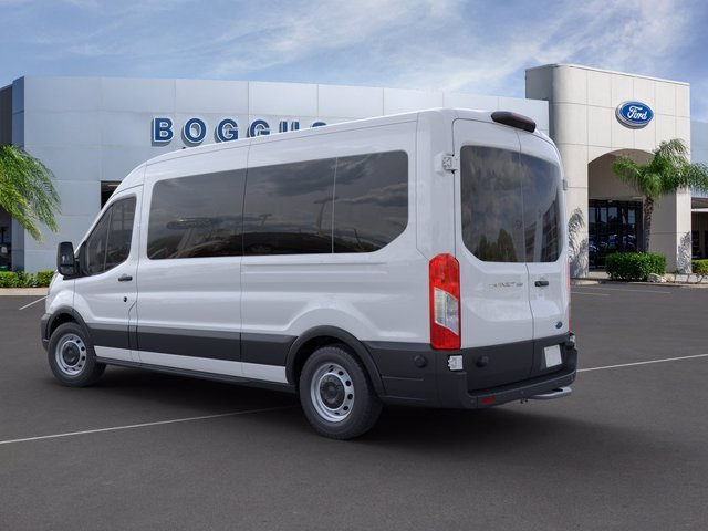 2020 Ford Transit 350 Med Roof 4x2, Passenger Wagon #0000U866 - photo 1