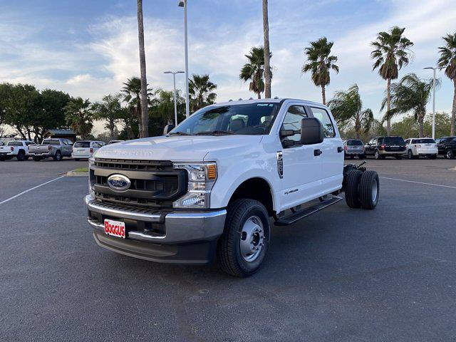 2021 Ford F-350 Crew Cab DRW 4x4, Cab Chassis #0000V080 - photo 1