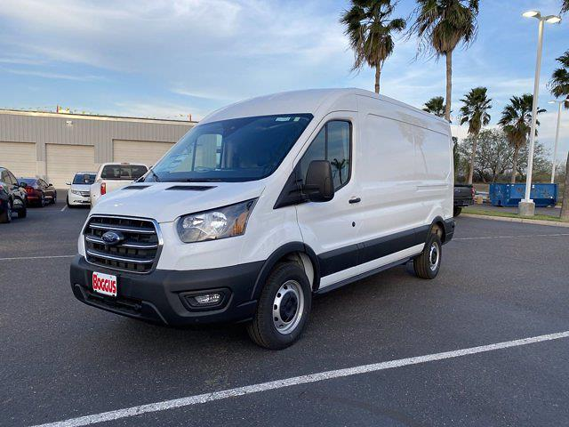 2020 Ford Transit 250 Med Roof 4x2, Empty Cargo Van #000U1090 - photo 1