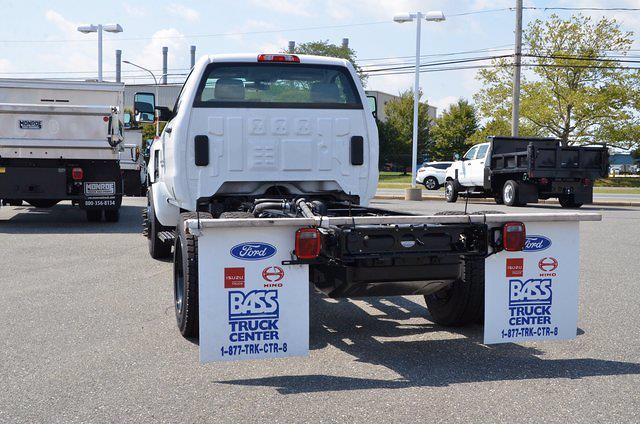 2020 Silverado 6500 Regular Cab DRW 4x2,  Cab Chassis #C01889 - photo 2