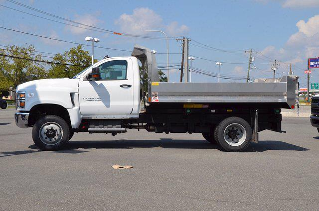 2020 Silverado 4500 Regular Cab DRW 4x4,  Monroe Truck Equipment MTE-Zee SST Series Dump Body #C01890 - photo 3