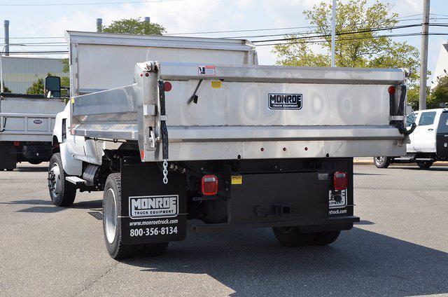 2020 Silverado 4500 Regular Cab DRW 4x4,  Monroe Truck Equipment MTE-Zee SST Series Dump Body #C01890 - photo 2