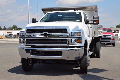 2020 Silverado 4500 Regular Cab DRW 4x4,  Monroe Truck Equipment MTE-Zee SST Series Dump Body #C01890 - photo 1