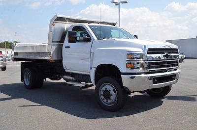 2020 Silverado 4500 Regular Cab DRW 4x4,  Monroe Truck Equipment MTE-Zee SST Series Dump Body #C01890 - photo 8
