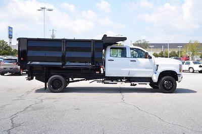 2021 Silverado 6500 Crew Cab DRW 4x4,  Beau-Roc Landscape Dump #C10674 - photo 7