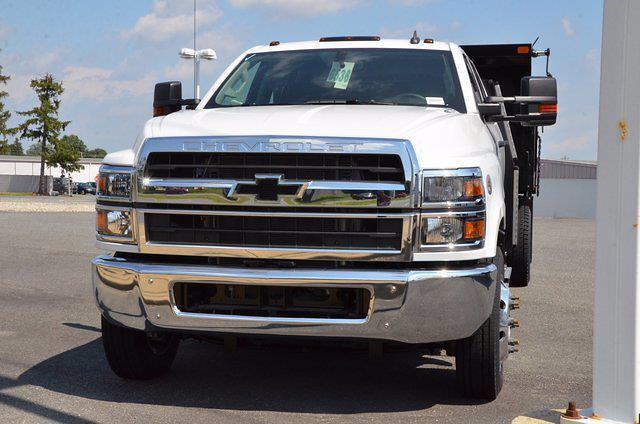 2021 Silverado 5500 Crew Cab DRW 4x2,  Default SH Truck Bodies Dump Body #C11444 - photo 1