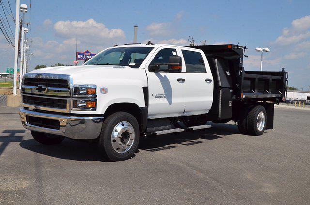 2021 Silverado 5500 Crew Cab DRW 4x2,  Default SH Truck Bodies Dump Body #C11444 - photo 3