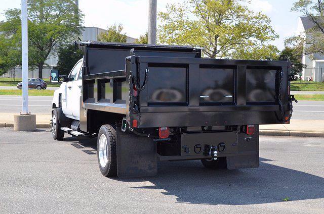 2021 Silverado 5500 Crew Cab DRW 4x2,  Default SH Truck Bodies Dump Body #C11444 - photo 2