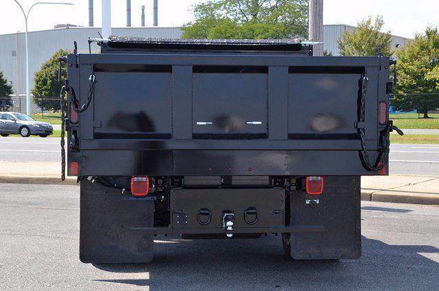 2021 Silverado 5500 Crew Cab DRW 4x2,  Default SH Truck Bodies Dump Body #C11444 - photo 4