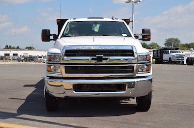 2021 Silverado 5500 Crew Cab DRW 4x2,  Default SH Truck Bodies Dump Body #C11444 - photo 9