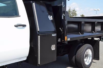 2021 Silverado 5500 Crew Cab DRW 4x2,  Default SH Truck Bodies Dump Body #C11444 - photo 10