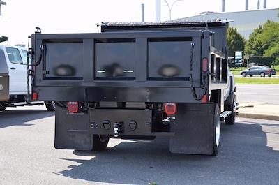 2021 Silverado 5500 Crew Cab DRW 4x2,  Default SH Truck Bodies Dump Body #C11444 - photo 5