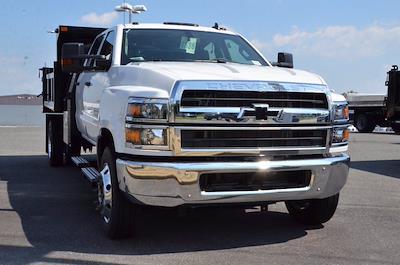 2021 Silverado 5500 Crew Cab DRW 4x2,  Default SH Truck Bodies Dump Body #C11444 - photo 8