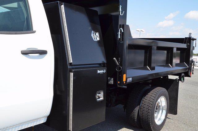 2021 Silverado 5500 Crew Cab DRW 4x2,  Default SH Truck Bodies Dump Body #C11445 - photo 10