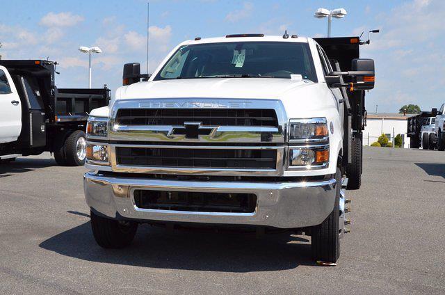 2021 Silverado 5500 Crew Cab DRW 4x2,  Default SH Truck Bodies Dump Body #C11445 - photo 1