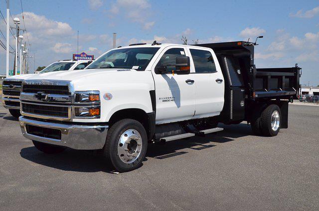 2021 Silverado 5500 Crew Cab DRW 4x2,  Default SH Truck Bodies Dump Body #C11445 - photo 3