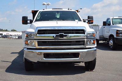 2021 Silverado 5500 Crew Cab DRW 4x2,  Default SH Truck Bodies Dump Body #C11445 - photo 9