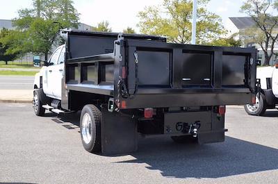 2021 Silverado 5500 Crew Cab DRW 4x2,  Default SH Truck Bodies Dump Body #C11445 - photo 2