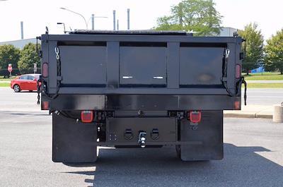 2021 Silverado 5500 Crew Cab DRW 4x2,  Default SH Truck Bodies Dump Body #C11445 - photo 4