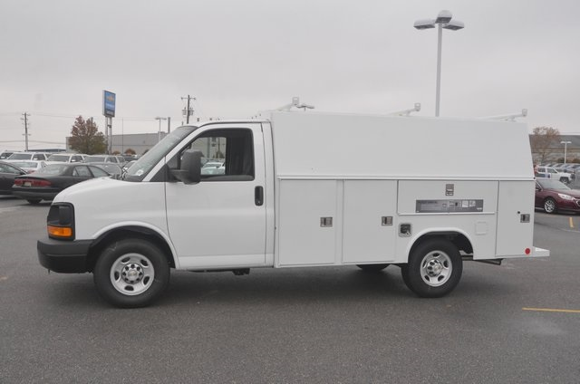 2016 Express 3500, Reading Service Utility Van #C60242 - photo 3