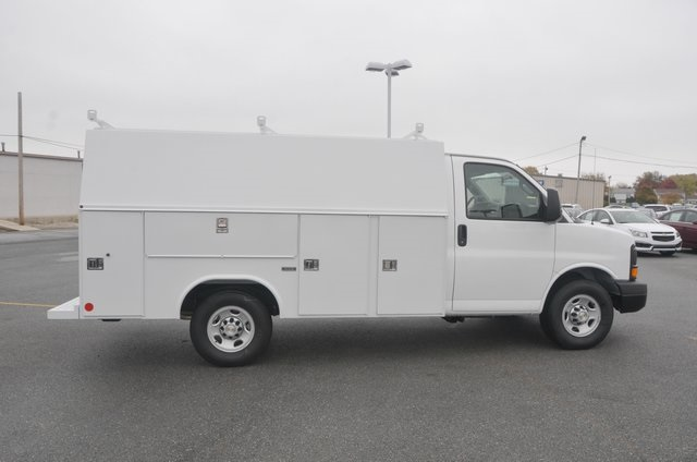 2016 Express 3500, Reading Service Utility Van #C60242 - photo 6