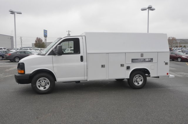 2016 Express 3500, Reading Service Utility Van #C60244 - photo 3