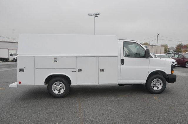 2016 Express 3500, Reading Service Utility Van #C60244 - photo 6