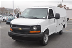 2016 Express 3500, Reading Service Utility Van #C60244 - photo 1