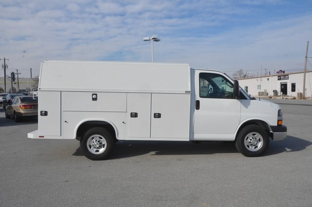 2016 Express 3500, Knapheide Service Utility Van #C60312 - photo 7