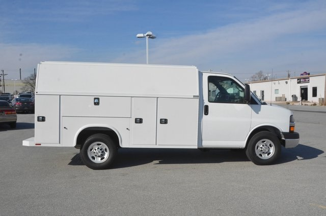 2016 Express 3500, Knapheide Service Utility Van #C60332 - photo 6