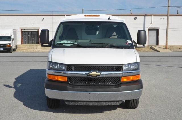 2016 Express 3500, Knapheide Service Utility Van #C60332 - photo 8