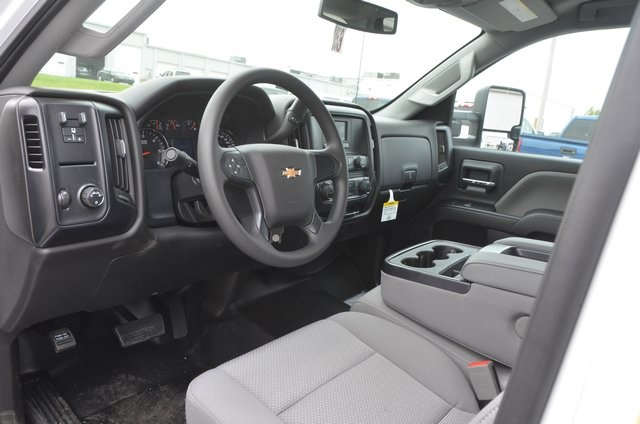 2016 Silverado 2500 Double Cab, Service Body #C60959 - photo 12