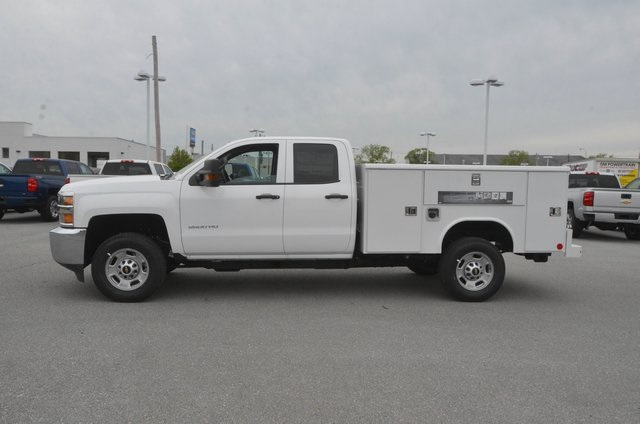 2016 Silverado 2500 Double Cab, Service Body #C60959 - photo 3