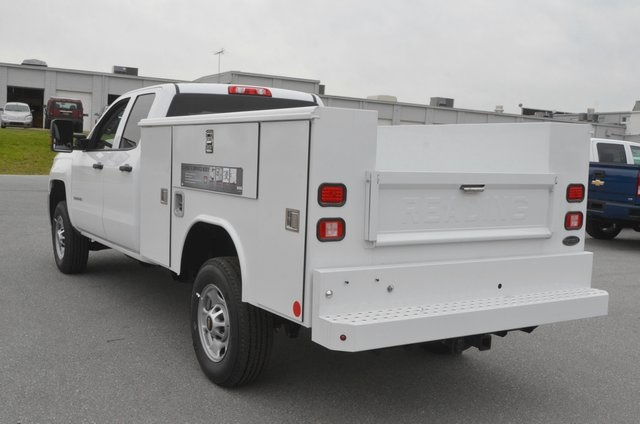 2016 Silverado 2500 Double Cab, Service Body #C60959 - photo 2