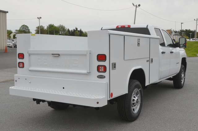 2016 Silverado 2500 Double Cab, Service Body #C60959 - photo 6