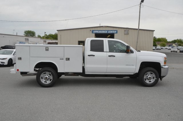 2016 Silverado 2500 Double Cab, Service Body #C60959 - photo 7