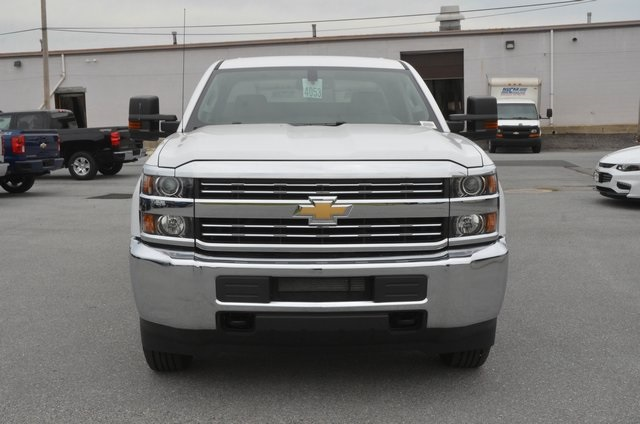 2016 Silverado 2500 Double Cab, Service Body #C60959 - photo 9