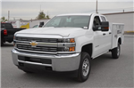 2016 Silverado 2500 Double Cab, Service Body #C60959 - photo 1