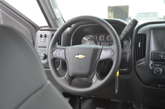 2016 Silverado 3500 Crew Cab, Service Body #C61040 - photo 14