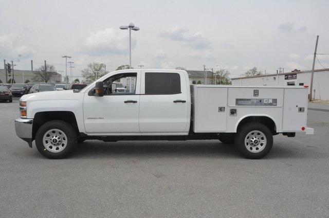 2016 Silverado 3500 Crew Cab, Service Body #C61040 - photo 3