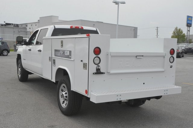 2016 Silverado 3500 Crew Cab, Service Body #C61040 - photo 2