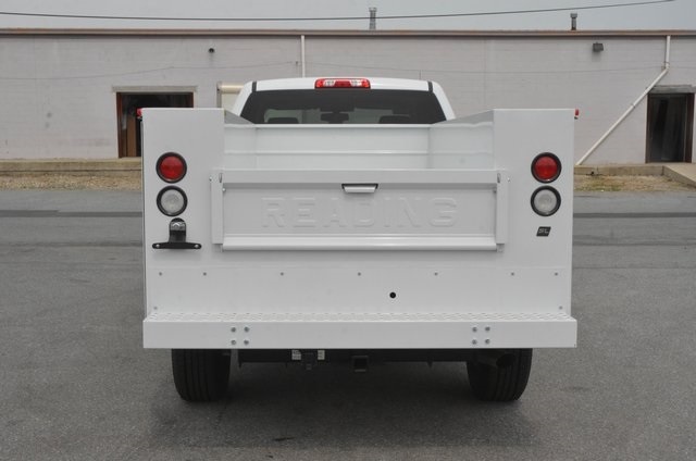 2016 Silverado 3500 Crew Cab, Service Body #C61040 - photo 4