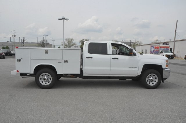 2016 Silverado 3500 Crew Cab, Service Body #C61040 - photo 7