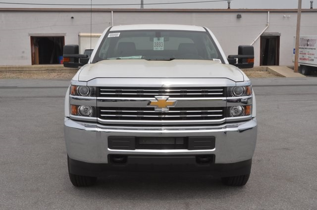 2016 Silverado 3500 Crew Cab, Service Body #C61040 - photo 9