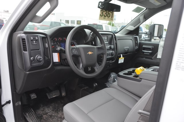 2016 Silverado 3500 Regular Cab 4x4, Stake Bed #C61118 - photo 11