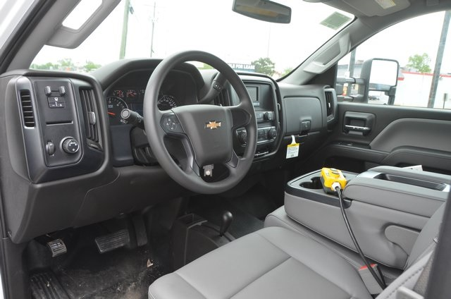 2016 Silverado 3500 Regular Cab 4x4, Landscape Dump #C61143 - photo 10