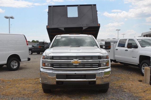 2016 Silverado 3500 Regular Cab 4x4, Landscape Dump #C61143 - photo 7